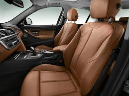2016 bmw 3 series sedan f30 luxury line front seats