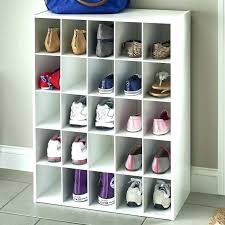 sneaker storage ideas diy boot shoe organizer under bed racks boxes with lid