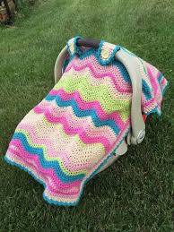 10 crochet car seat cover patterns