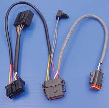speedometer wiring harness kit 560 858 j&p cycles Harley Fairing Wiring speedometer wiring harness kit
