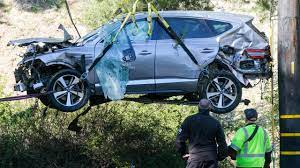 LA sheriff calls Tiger Woods crash 'purely an accident' | WGN Radio 720 -  Chicago's Very Own