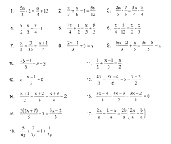 bunch ideas of algebra review worksheets doc for worksheet solving equations with variables on both sides