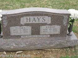 Eddie Hays (1892-1932) - Find A Grave Memorial