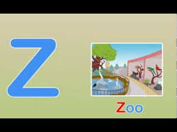 toddler words words starting with z