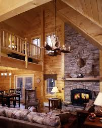 Small Picture Modern Cabin Interior And Newknowledgebase Blogs Log Cabin