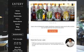Wp Restaurant Themes 35 Best Wordpress Restaurant Themes 2019 Athemes