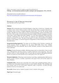 city break essay in europe