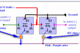 audiovox remote start diagram audiovox remote starter voxx techservices at Audiovox Wiring Diagrams