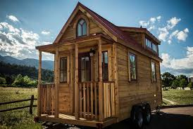 Small Picture 7 Awesome Log Cabins on Wheels Log Cabin Hub