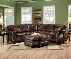 Leather Sectional Living Room 12 Best Leather Sectional Sofa For Living Room Walls Interiors