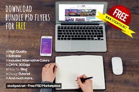 psd flyer templates bundle net your