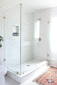 bathroom remodel subway tile master bathroom renovation before after small bathroom remodel subway tile