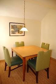 residence inn san francisco airport san mateo suite dining table