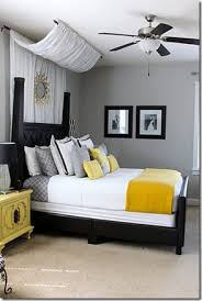 grey yellow bedroom. yellow and grey decor 13 innovational ideas bedroom yellow_gray_interior_design_1 m
