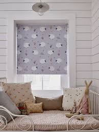 blackout blinds for baby room. Contemporary For Bloc Blindsu0027 Baa Bunny Blackout Blind Print For Childrenu0027s Rooms And  Neutral Nursery Window Settings For Blackout Blinds Baby Room