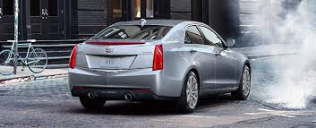 2018 cadillac warranty. perfect warranty 2018 cadillac ats sedan rear view throughout cadillac warranty 5