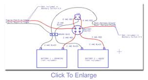 boat battery wiring boat wiring easy to install ezacdc boat wiring diagram
