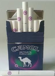 camel purple mint
