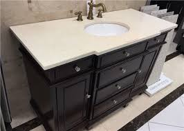 20 inch marble vanity tops with convex edge bathroom marble look countertops