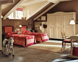 decorating with red furniture. Classic Wooden Bedroom Furniture Retro Red Bed Decorating With H