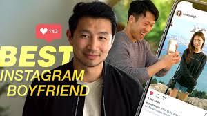 How To Be An Instagram Boyfriend Ft Simu Liu