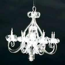 acrylic chandelier prisms crystals parts cake stand