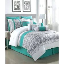 collection in teal and white bedroom best gray bedding ideas only on gold b
