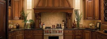 stunning dark brown polished oak with kitchen backsplash and stoves also cabinet s and pulls drawers