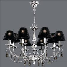 chandelier lamp shades set of 6 image of chandelier lamp shades black chandelier lamp shades set