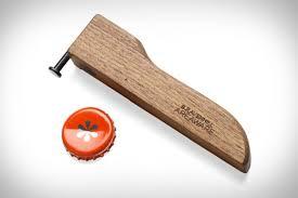 areaware wooden bottle opener