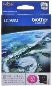 <b>Картридж Brother LC985M</b> пурпурный купить в Москве: цена ...