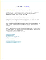 Build Resume Free business introduction letter sample for new build resume free 83