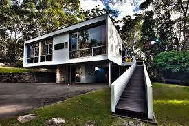 the harry seidler designed rose seidler house in northern sydney was built for his pas and
