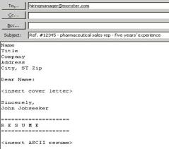 Sample email cover letter resume submission Sample Resume kindergarten  teacher cover letter email marketing resume sample