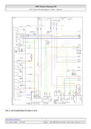 similiar honda odyssey wiring diagram keywords this picture is a preview of honda odyssey ex 1997 wiring diagrams sch