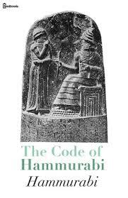 hammurabi wordered the code of hammurabi by hammurabi