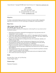 Sample General Objective For Resume Maintenance Resume Objective Examples Airexpresscarrier Com