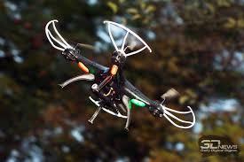 Обзор <b>квадрокоптера SYMA X5SW</b>: полёт нормальный / Умные ...