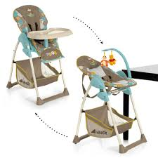 hauck sit n relax baby  childs high chair and reclining lounger
