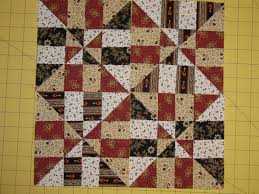 46 best Quilting, Disappearing 4 Patch images on Pinterest ... & Disappearing Four Patch Quilt Pattern | Welcome Home Farm: Pinwheel Disappearing  4-Patch quilt Adamdwight.com