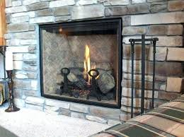 glass fireplace cover excellent best doors ideas on stained gas door r