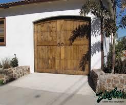 Garage Door wood garage doors photographs : Spanish Garage Doors   Ziegler Doors, Inc.