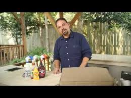 how to clean sunbrella outdoor cushions ultimatepatio com