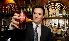 <b>Cheers</b>! Osborne cuts 1p off a pint of <b>beer</b>, slashes duty on cider and ...