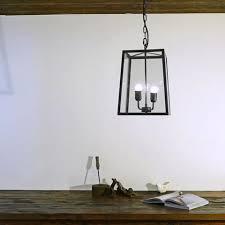 interior lantern lighting. Dark Brass - Glass Lantern Pendant Light Interior Lighting