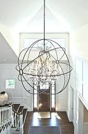 2 story foyer chandelier exciting two story foyer lighting two story foyer lighting chandelier ideas large