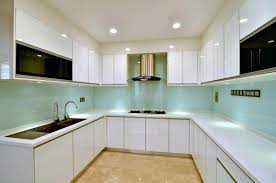 Glass Kitchen Cabinet Doors Adorable Glass Kitchen Cabinets xeccco