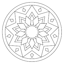 Print And Color Mandalas Online This
