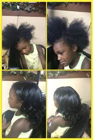 Kid Hair Style natural hair style kids blow out at natural strands salon located 6199 by wearticles.com