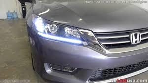 2014 Honda Accord Lights Exledusa Honda Accord Custom Led Headlights